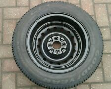 MGF MGTF SPARE WHEEL & GOOD YEAR TYRE.New genuine RRC005370PMN GT MG SPARES LTD