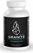 Granite X700 Male Enhancement Stamina Supplement 60 Capsules Free Shipping