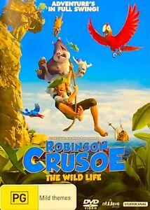 119🆕sealed-Robinson Crusoe DVD Region 4