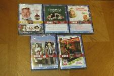 Lot 5 New Christmas Dvd Scrooge Christmas Snow Kenny Rogers