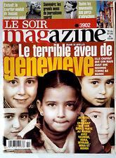 Soir Magazine 4/04/2007; Tortues Ninja/ Bouvard/ Théo Mathy/ Tony Parker