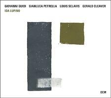 GUIDI/PETRELLA/SCLAVIS/CLEAVER - IDA LUPINO   CD NEU