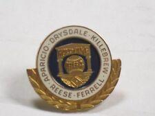 1984 Hall Fame Press Pin from Lou Matlin
