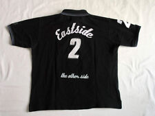 * Eastside Ost Berlín polo t shirt * negro * the other side * hooligans * GR: m * rareza