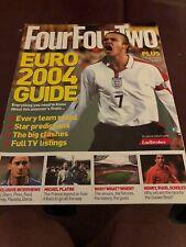 Four Four Two Euro 2004 Guide- David Beckham