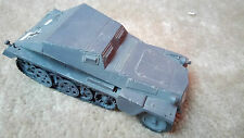 GERMAN SD KFZ 250 DEMAG HALF TRACK G 1/35 PRO BUILT / MADE