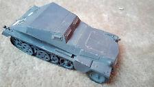 GERMAN SD KFZ 250 DEMAG HALF TRACK G 1/35 PRO BUILT / MADE