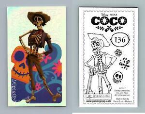 Disney Pixar Coco #136 Panini 2017 Foil Sticker