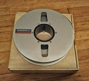 """Empty Ampex 2""""10-1/2"""" 
