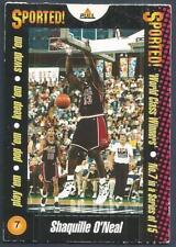 MATCH MAGAZINE-WORLD CLASS WINNERS POP UPS-1996/97- #07-SHAQUILLE O'NEAL