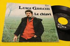 """LUIGI GRECHI 7"""" ELOGIO DEL TABACCO ORIG ITALY PROG 1977 NM !!!!!!!!!!!!!!!!!!!!!"""