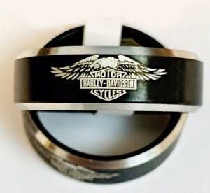 Harley Davidson Inspired Ring Size 7