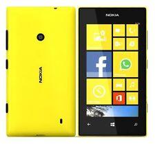 Nokia Lumia 520 Yellow Gelb RM-914 Ohne Simlock NEU (Weiße neutrale Verpackung)