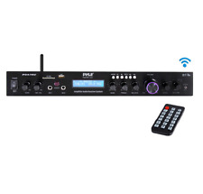 NEW Pyle PDA7BU Home Theater Amplifier Audio Receiver Sound System w/ Bluetooth
