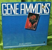 Sealed Soul Jazz LP: Gene Ammons - Blue Groove - Prestige MPP 2514