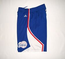 Adidas LA Clippers NBA Team Issue Game Basketball Shorts  Large  Pro Cut PE Worn