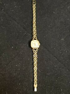 Antique OMEGA 18K SOLID GOLD Ladies Wrist Watch ❤ 1 of a Kind ❤ PRO SRV'D! Gr8!