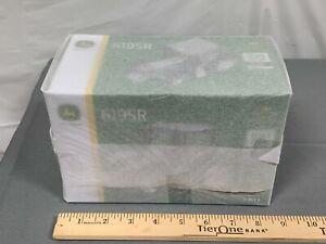 John Deere 6195R TRACTOR 1:32 scale NIB Ertl SILVER 100 Year Ann. YOT SEALED