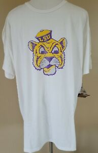 LSU Tigers Retro Brand T shirt 3XL
