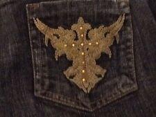"Bu From Malibu Size 32 32""/30"" 32x32 Stretchy Cotton Blend Jeans"