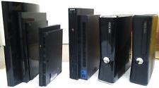 Assorted Faulty Consoles (1 x Fat PS3, 1 x Fat PS2, PS2 Slim, 2 x Xbox 360 Slim)