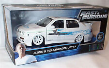 FAST & FURIOUS Jesses Volkswagen Jetta 1/24 SCALE OPENING Parts Jada 99591 BB