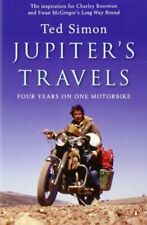 Jupiter's Travels by Simon, Ted Paperback Book The Fast Free Shipping