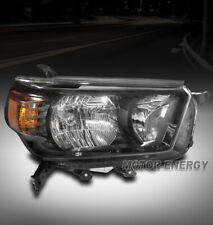 For 10 11 12 13 Toyota 4Runner Black Headlight Headlamp Lamp Passenger Right RH