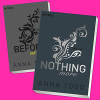 ANNA TODD | After Band 5 + 6 | Before us + Nothing more (Buch)