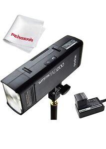 US Godox AD200 2.4G Wireless Camera Speedlite Flash 1/8000s with BOWENS MOUNT