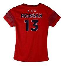 Fifa U.S. Women's Soccer 2019 World Cup Red Alex Morgan Kids Jersey Size Xs Nwot