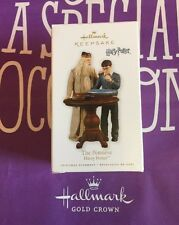 HALLMARK 2010 THE PENSIEVE HARRY POTTER MIB >>
