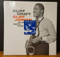 CLIFFORD JORADN - CLIFF CRAFT Blue Note Music Matters Sonny Clark Art Farmer NM!
