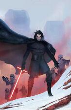 """Star Wars Kylo Ren poster print """"Dark Order"""" by Jeremy Saliba"""