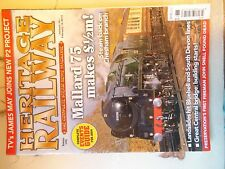 Heritage Railway The Complete Steam News Magazine Jan 16-Feb 12 2014 Issue 185