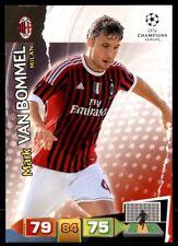 Panini Champions League 2011-2012 Adrenalyn XL Mark van Bommel AC Milan
