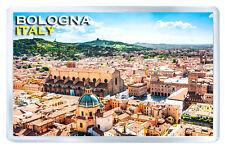 BOLOGNA ITALY MOD3 FRIDGE MAGNET SOUVENIR IMAN NEVERA