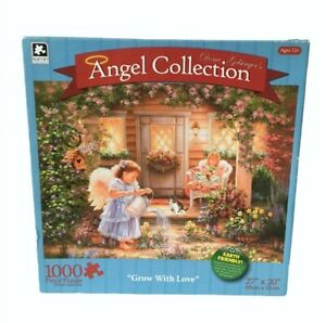 NEW Karmin Dona Gelsinger Grow With Love Angel Collection 1000 Pc Puzzle SEALED
