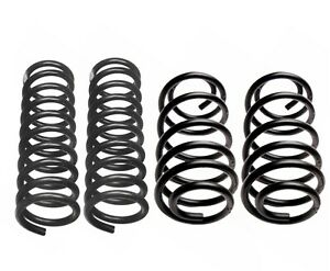 Lesjofors Front and Rear Coil Spring Kit For Ford Gran Torino Mercury Cougar