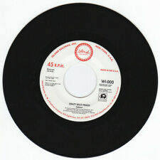 """FISHBONE / THE TOASTERS – Crazy Bald Heads / The Stage 7"""" Vinyl 45rpm Promo"""