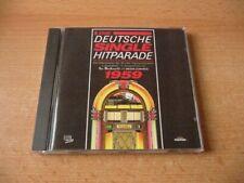 CD Die Deutsche Single Hitparade 1959: Freddy Quinn Heidi Brühl Dalida Peter Kra