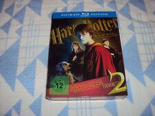 Harry Potter und die Kammer des Schreckens - Ultimate Edition (BLU-RAY)