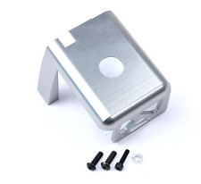 CNC metal cylinder cover silver for Zenoah CY Engine for 1/5 hpi baja 5b parts