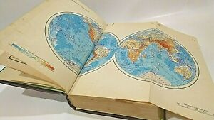 World atlas 1964.