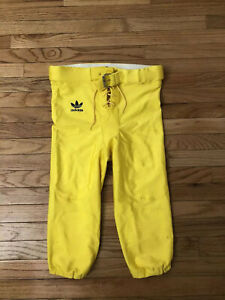 Michigan Wolverines NCAA Adidas 2011 Game Worn Under The Lights Pants Size 42