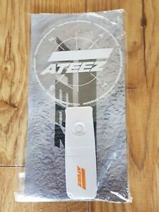 ATEEZ OFFICIAL LIGHT PEN LIGHTSTICK - NOW RARE - NEW AND UNUSED
