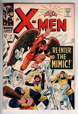 X-MEN #27 Re-Enter the Mimic 1966 Spider-Man Cameo