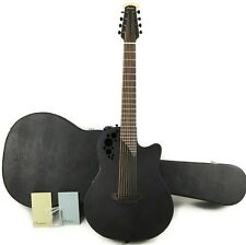 Ovation 1788TX-5 Elite TX 8-String Acoustic/Electric Guitar w/ Case & Warranty