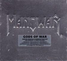Manowar - Gods Of War - CD (Demons,Dragons & Warriors Tour 2007 Brand New Sealed