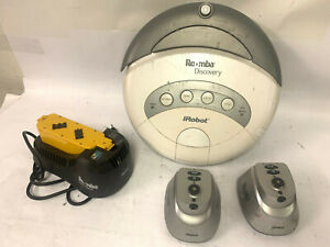 iRobot Roomba Discovery w/ Accessories, Remote, Virtual Walls Model 4210